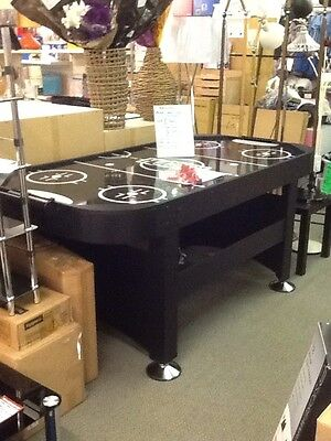 6ft Deluxe Air Hockey Table Brand New In Box.Bargain now £100  last few toclear