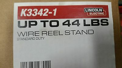 Lincoln K3342-1 Wire Reel Stand - New   Free Shipping