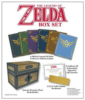 The Legend Of Zelda Box Set: Prima Official Game Guide Collection