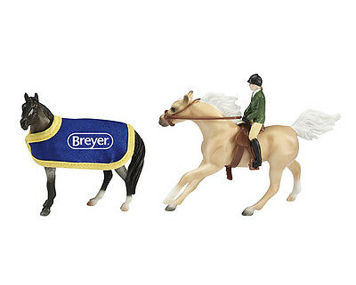 Breyer Stablemate English Play Set NEW for 2017