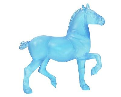 Breyer Stablemates Horse Crazy - Frosted Blue Belgian RETIRED