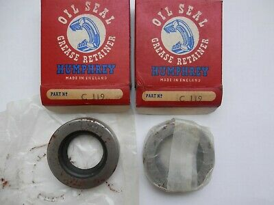 COMMER 8cwt van and some early Minx Estate rear axle casing oil seal PAYEN C119