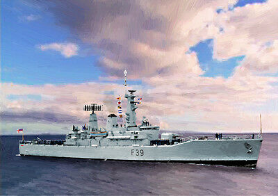 Hms Naiad - Hand Finished, Limited Edition (25)