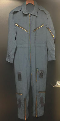 Canadian Airforce FLIGHT SUITS (Flyer's Coveralls) 6843 - Large