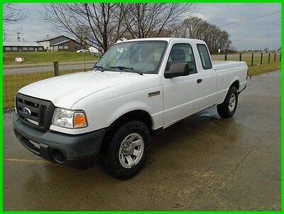 2010 Ford Ranger XL Extended Cab, 2wd Used