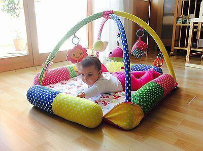 Luxury Play Mat Gym Baby Activity Toy Super Soft Toys Newborn Superior Quality