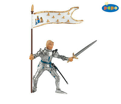 Papo Joan Of Arc Historicals Collection Toy Figure - Brand New