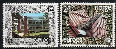 NORWAY MNH 1987 Eurostamps - Architecture