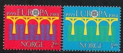 NORWAY MNH 1984 Eurostamps