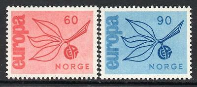 NORWAY MNH 1965 Eurostamps