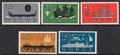 NORWAY MNH 1960 Ships