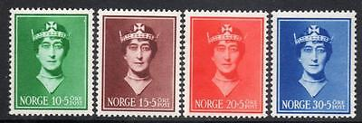 NORWAY MNH 1939 Queen Maud