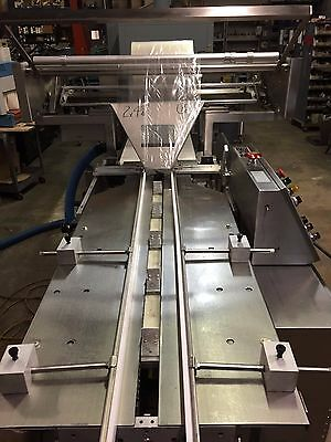 Shanklin HS4 Stainless Steel High Speed Shrink Wrapper