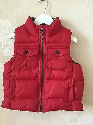 Gap Boys Gilet Age 3 Years Excellent Used Condition
