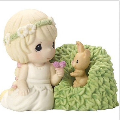 Precious Moments Collector Club Life's Always Greener By Your Side 2017 CC179001