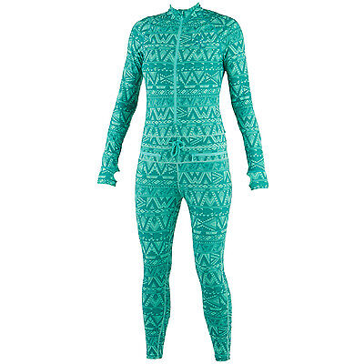 Airblaster Hoodless Ninja Suit (Wild Tribe) Women's Base Layer