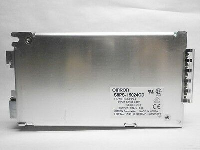 Omron S8Ps-15024Cd Power Supply