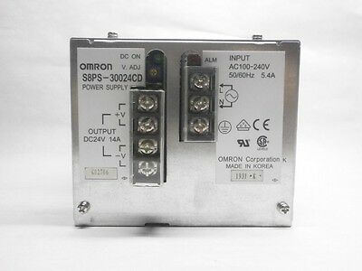 Omron S8Ps-30024Cd Power Supply