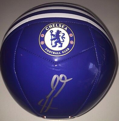 Frank Lampard Signed Autographed Chelsea Fc Soccer Ball England Legend Coa