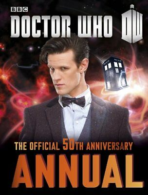Doctor Who: The Official 50th Anniversary Annual 2014 - New and sent fast!