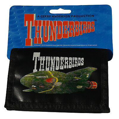 Thunderbirds Wallet Officially Licensed Product TB2 Distressed Design