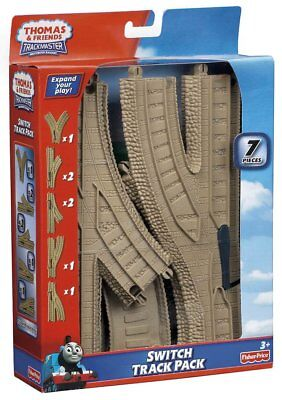 Thomas & Friends Trackmaster Switch Track Pack - Fisher Price - NEW