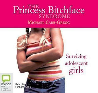 NEW The Princess Bitchface Syndrome By Richard Aspel Audio CD Free Shipping