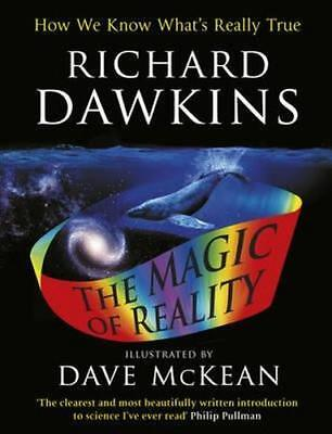 NEW The Magic of Reality By Richard Dawkins Paperback Free Shipping