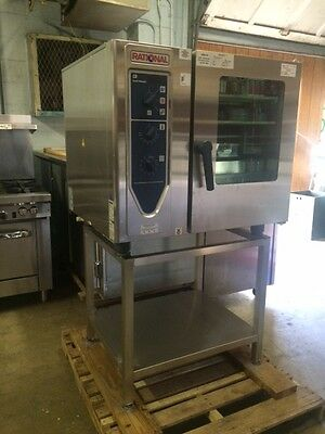 RATIONAL Combi Steamer Oven Model CD61