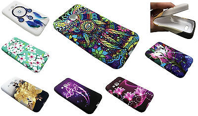 Soft TPU Skin Cover Phone Case For Samsung Galaxy Sky S320VL J3 J3V Amp J321 Sol
