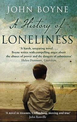NEW A History of Loneliness By John Boyne Paperback Free Shipping