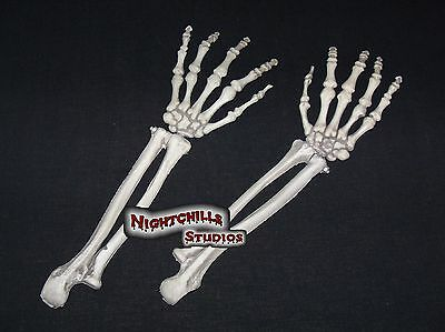 Skeleton Arms, Halloween, Zombie, Hobby or DYI project, Gothic Decor   BOOO!!!!
