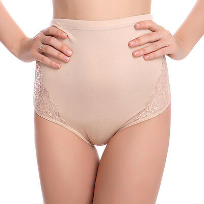 3PCS Seamless Brief Pregnancy Maternity Belly Support Panty Bump ...