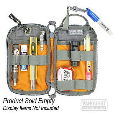 VANQUEST Personal Pocket Maximizer PPM-SLIM 2.0 EDC Organizer Pouch UPGRADED2017
