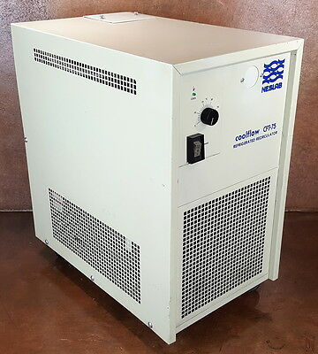 Neslab coolflow CFT-75 Refrigerated Recirculator * External Circulator * Tested