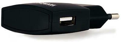 Mobile Charger Hd Series 2.1A Usb Gommato Black
