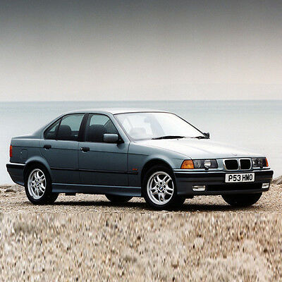 BMW 3 Series E36 1992-1998 Workshop Service Repair Manual