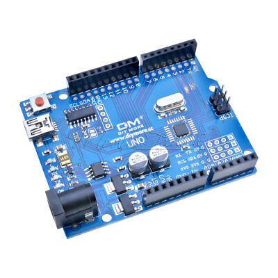 UNO R3 ATMEGA328P-16AU CH340G Mini USB Development Board