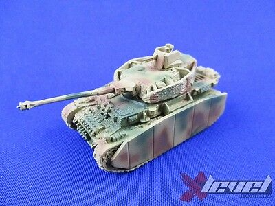 Panzer IV [Resin and Metal] [x1] German [Flames of War] Painted