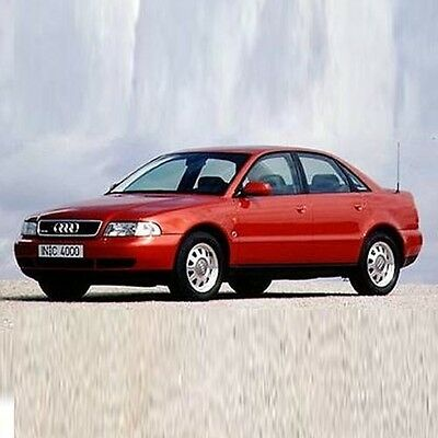 Audi A4 B5 1995-2001 Workshop Service Repair Manual
