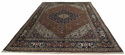 295x208 CM Tappeto Carpet Tapis Teppich Alfombra Rug (Hand Made)
