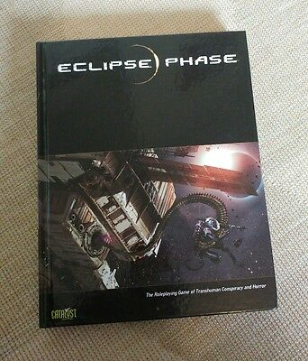eclipse phase rpg rulebook