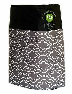 NWT Picnic+Rug Outdoor+Mat Extra Large Tangier Pattern Durable Fabric Washable