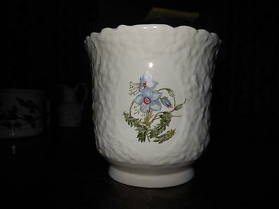 Beautiful Bristol Johnstone Woodstock Royal Cauldon Round Bowl/Planter Est 1652