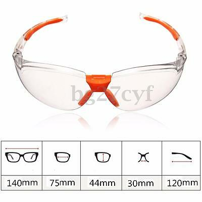 Eye Protection Lab Outdoor Work Anti Dust Cycling Safety Goggles Sports Glasses