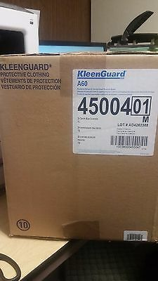 Kimberly-Clark Kleenguard A60 Blue XL Disposable Chemical-Resistant Coverall