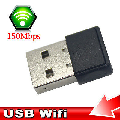 150Mbps High Speed USB Wireless Wifi 802.11n LAN Adapter Dongle free shipping