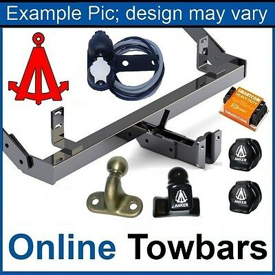 Tow Bar E4032BUN73 Peugeot 206 Towbar Hatchback 98 to 10 inc Convert. 00 on