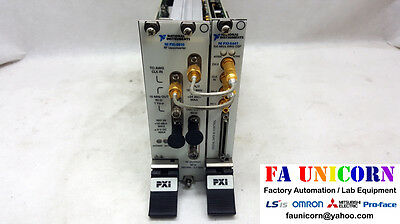 [National Instruments] NI PXI-5441 PXI-5610 AWG OSP + RF Upconverter Fast Ship