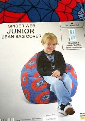 Bean bag cover Spider Web new Bean Bag Factory polyester no beans included